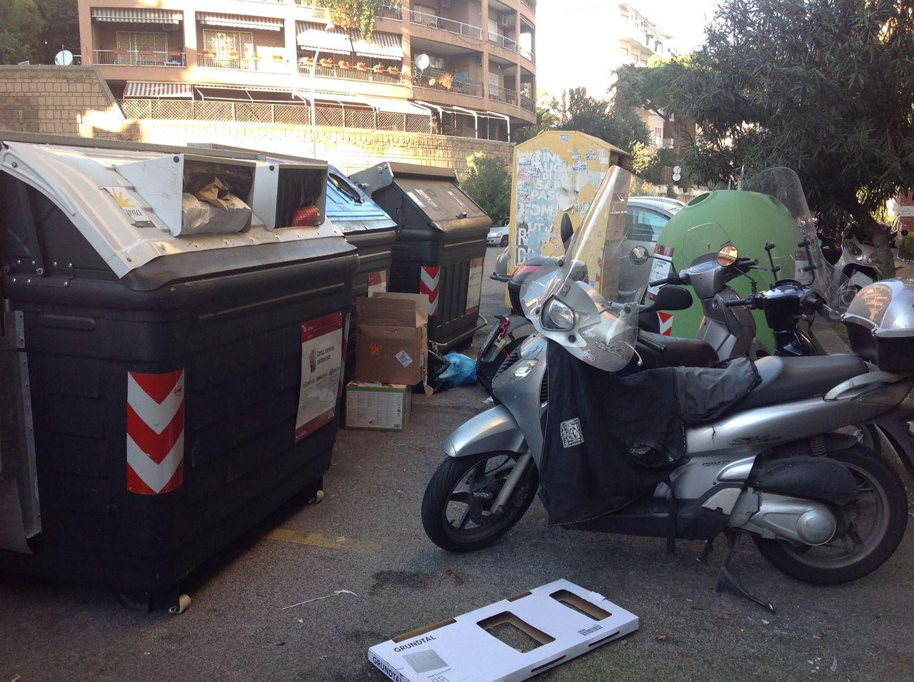 Via friggeri superata piazza della balduina for Piazza balduina
