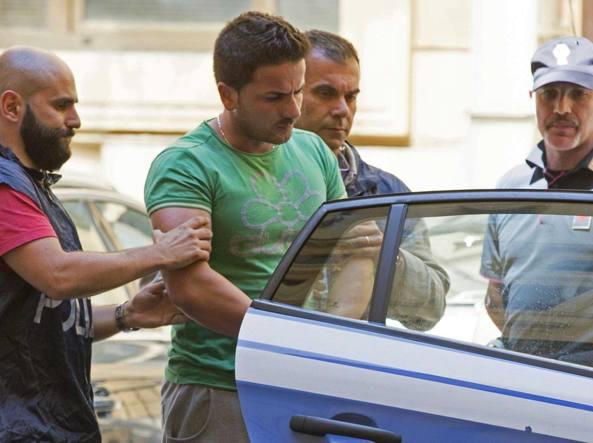 Giuseppe Franco, 31 enne  accusato dello stupro della 15enne