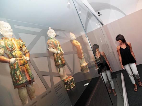 tesori della cina imperialein mostra a palazzo venezia