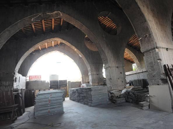 Porta portese l arsenale pontificio vittima di progetti - Porta portese milano ...
