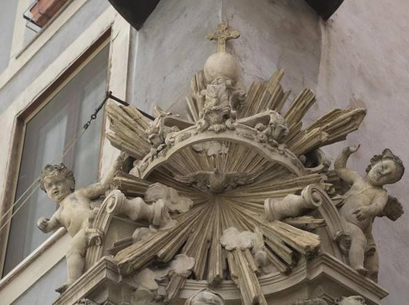 Via del Pellegrino a Roma (Jpeg)
