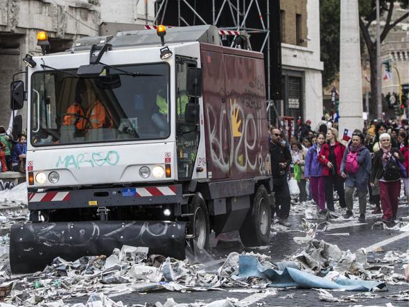 Salute, mobilità, rifiuti e sicurezzaI 30 milioni stimati dal Campidoglio
