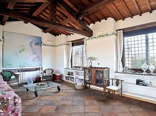 Vendesi casa melato era la terrazza da cui mariangela - Design degli interni roma ...