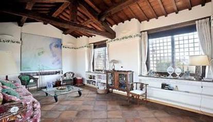 Vendesi casa melato era la terrazza da cui mariangela for Case vip roma