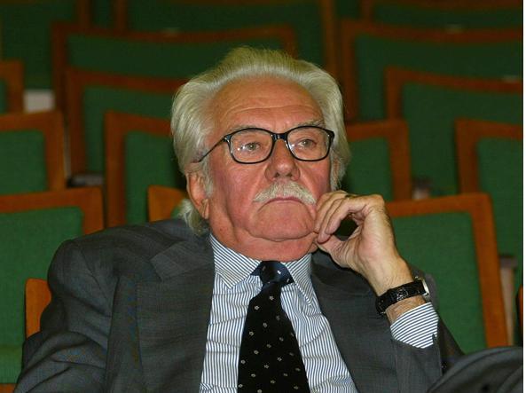 Alberto Asor Rosa (Ansa)