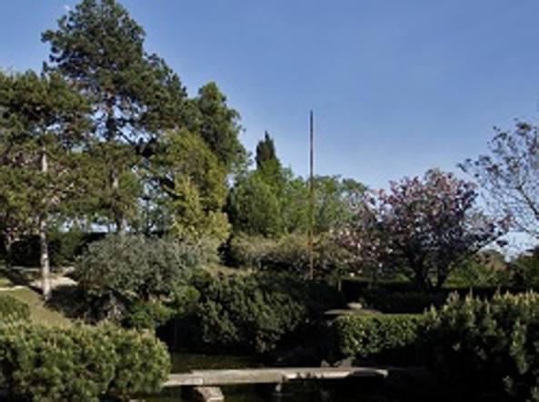 L istituto di cultura nipponico aprele meraviglie dei for Giardini giapponesi milano