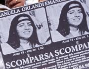 I volantini sulla scomparsa di Emanuela Orlandi, il 22 giugno 1983