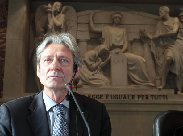 Giovanni Canzio (Ansa)
