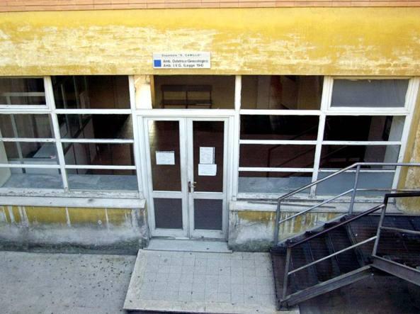 Un reparto del San Camillo (Jpeg)