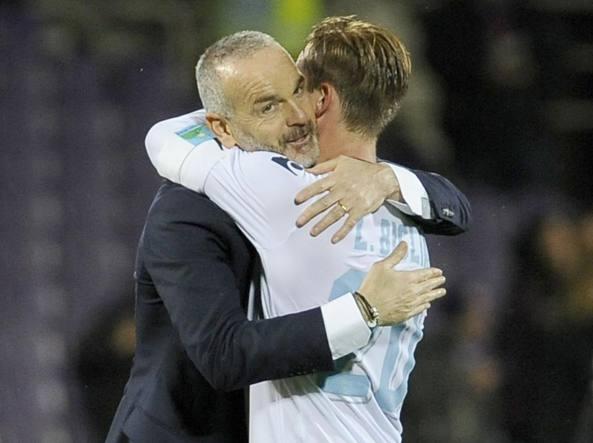 Napoli-Inter, Mancini pensa ad un cambio clamoroso