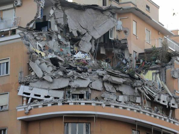 Crollo al flaminio i sospetti sull architetto e il - Architetto palazzo congressi roma ...