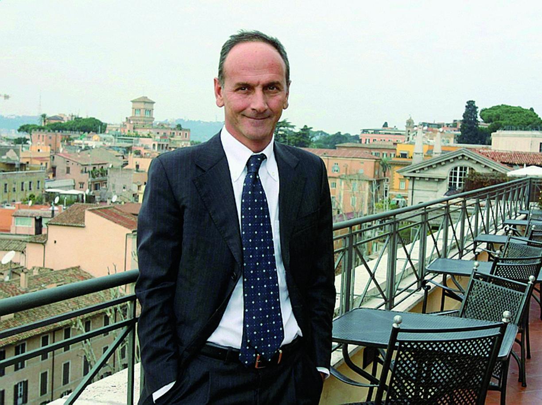 Giuseppe Roscioli, presidente di Federalberghi Roma e Lazio