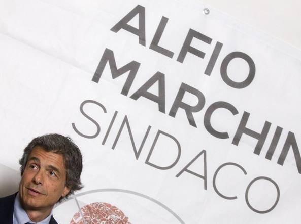Alfio Marchini (Ansa)