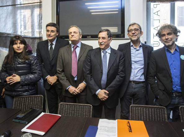 I sei candidati alle primarie dem (Jpeg)