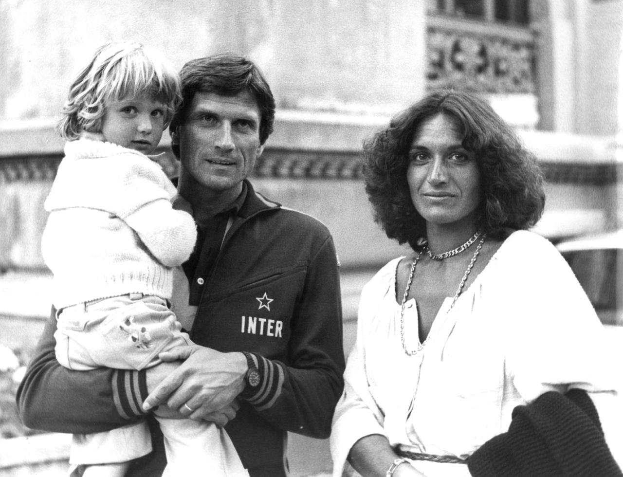 Giacinto Facchetti il campione e le medaglie rubate Corriere