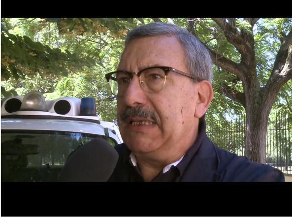 L'ex direttore generale dell'Ares 118 Antonio De Santis