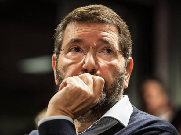 L'ex sindaco Ignazio Marino