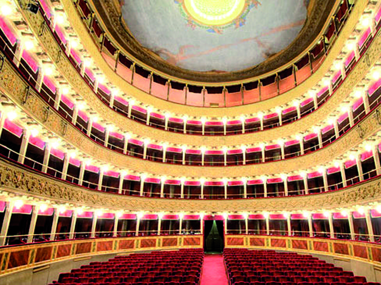 Un'immagine del Teatro Valle