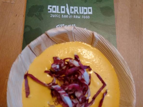 Zuppa di zucca gialla (D'Arienzo)