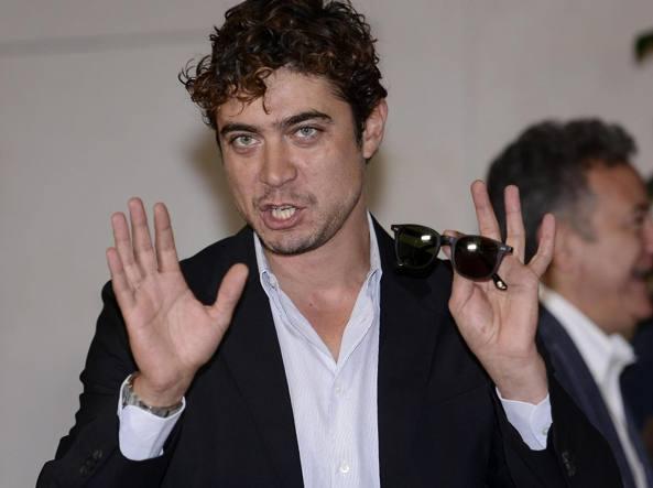 Riccardo Scamarcio (Ansa)