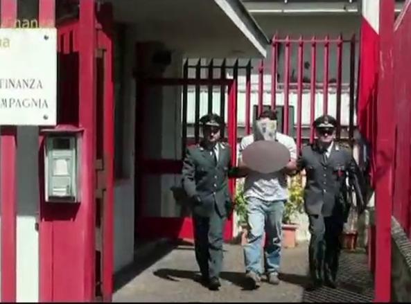 Uno degli arrestati della cricca di ricorsi pilotati (Proto)