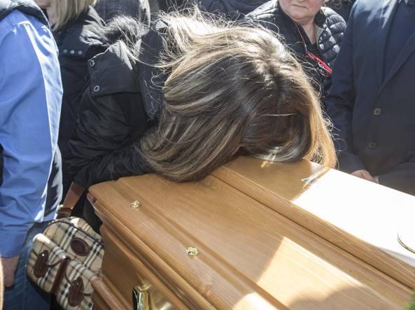 Il funerale di Luca Varani (Jpeg)