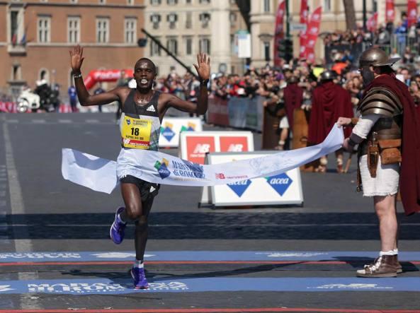Maratona di Roma 2016, la classifica generale