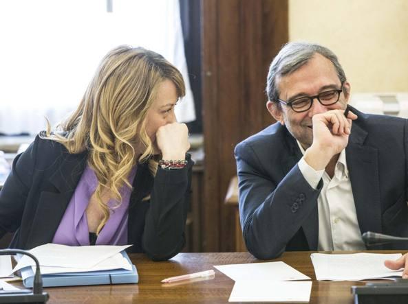 Berlusconi a Salvini e Meloni: