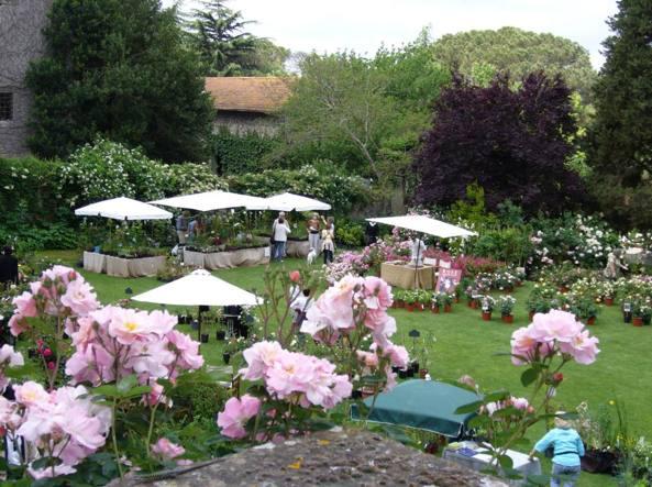 Festival del verde e del paesaggio show di fiori e - Giardini e fiori ...
