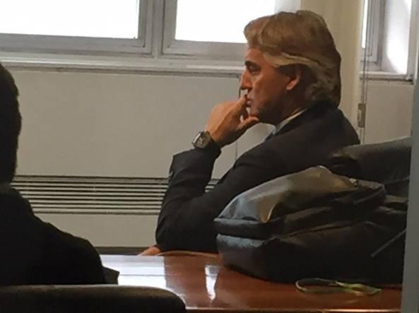 Crac Img Costruzioni: assolto allenatore Inter Roberto Mancini. Rinviato a giudizio Mezzaroma