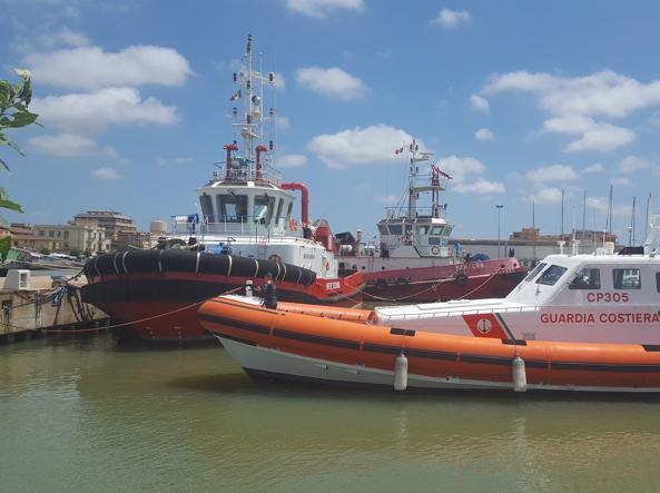 Guardia costiera: parte Mare sicuro 2016