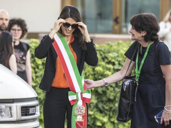 Roma: Raggi, al lavoro per legalita' e trasparenza