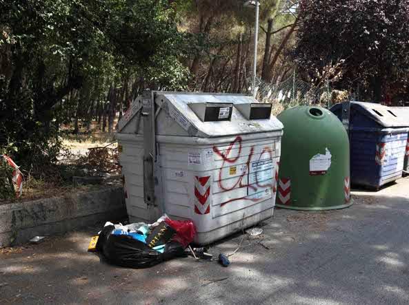Raggi: emergenza rifiuti a Roma dovuta a blocco Tmb
