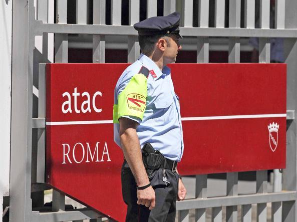 Spese sospette in Atac Blitz della Finanza