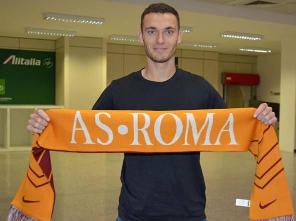 Calciomercato: Vermaelen alla Roma, accordo ufficiale con il Barcellona