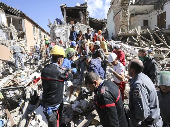 Terremoto, rinvenuto senza vita anche il figlio del questore di Frosinone