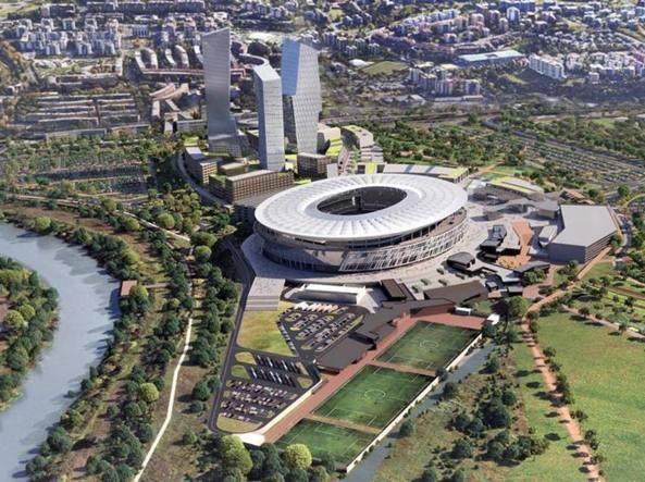 Stadio della Roma, la Regione chiede al Comune le integrazioni mancanti