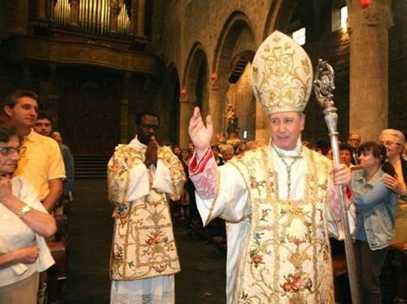 Guglielmo Borghetti è il nuovo vescovo di Albenga-Imperia