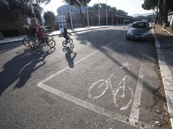 Governo finanzia il Grab, ciclovia di Roma, lavori da 2017