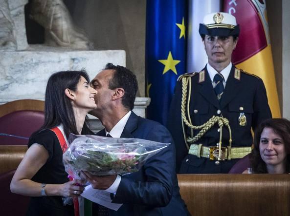 Roma, Raggi: dopo addio Minenna due assessori diversi per Bilancio e Partecipate