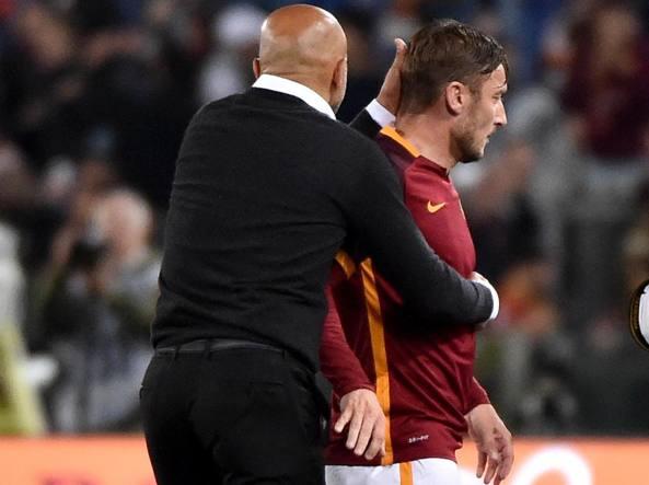 Calcio: Totti non basta, super Toro stende 3-1 la Roma