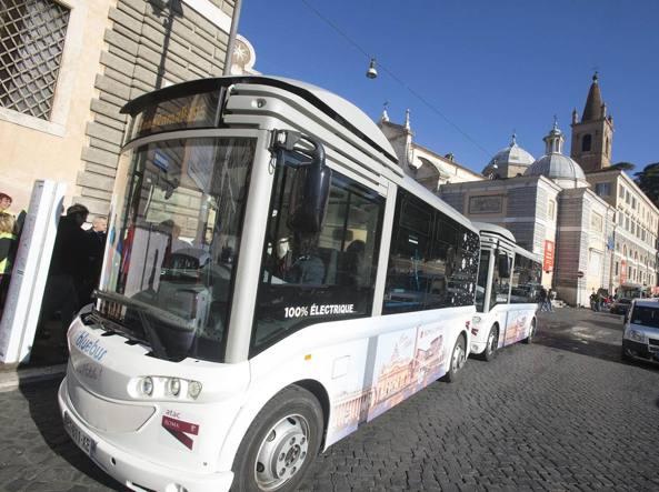 Mobilità, 54 mln per bus elettrici e semafori intelligenti