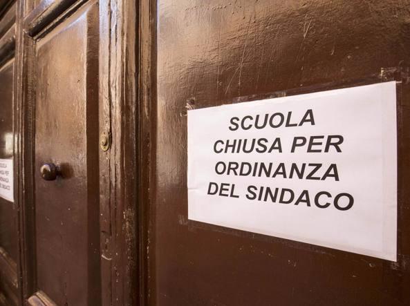 Terremoto, da domani scuole aperte a Civita Castellana