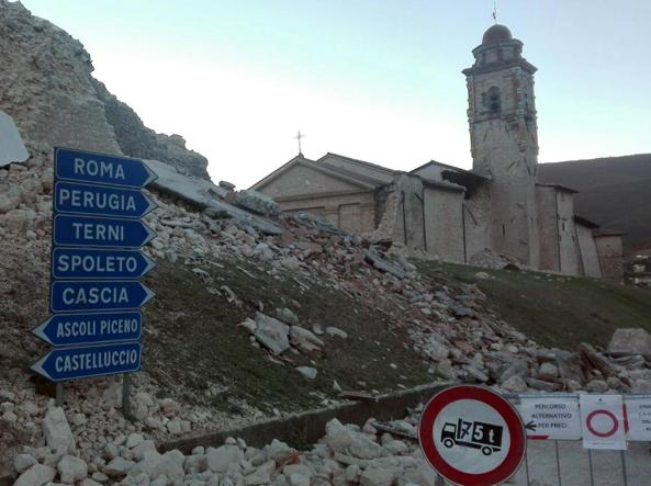 Ingv, da ieri 720 scosse, 18 di magnitudo tra 4 e 5