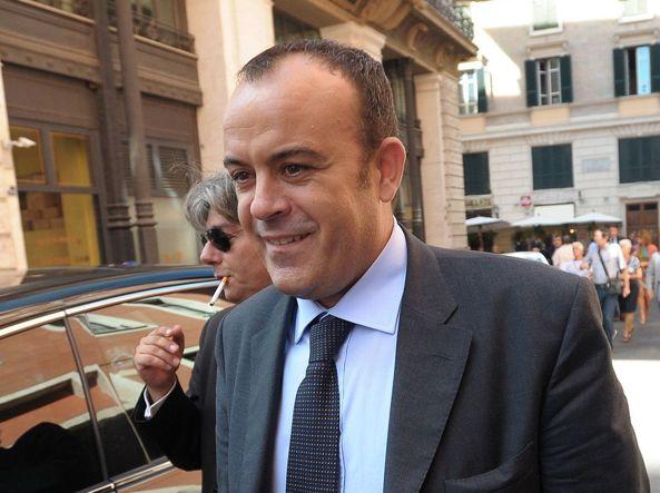 VIDEO Consigliere Lazio Aurigemma: