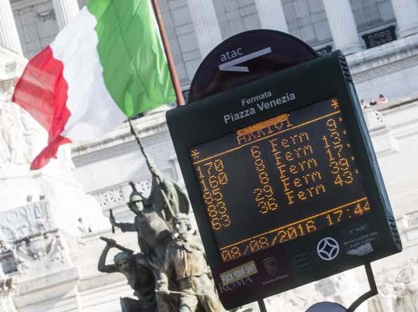 Roma: nuovi autobus in arrivo e maggiori controlli