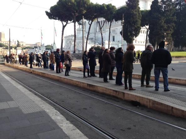 Tpl, Atac: venerdì sciopero di 24 ore. Indetto dal sindacato Cambia-Menti M410