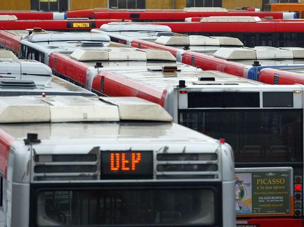 Controllore fisso su bus Atac: Roma, al via sperimentazione