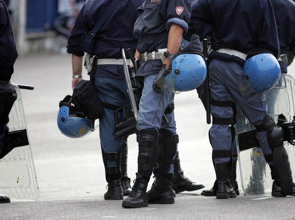 Fermati a Roma 50 attivisti del Gramigna con spranghe e mazze