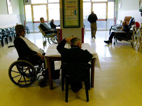 Casa di riposo lager: anziani maltrattati a Velletri